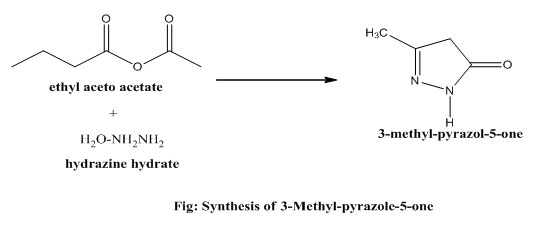 Synthesis of Some Pyrazolone Derivatives and Evaluation of