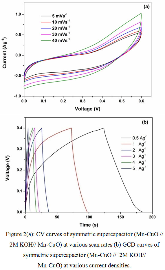 Electrochemical Features of Symmetric and Asymmetric
